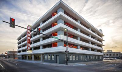Broadway Autopark Apartments