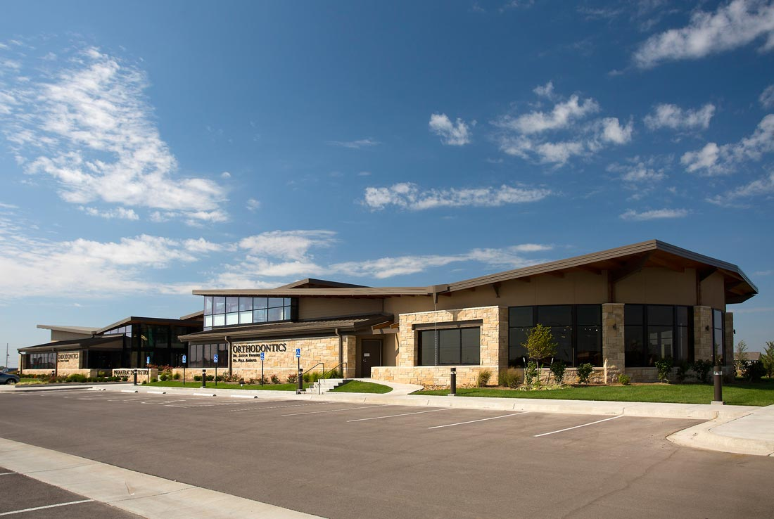 North Maize Dental Complex - Shelden Architecture, Inc