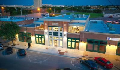 Hayes Company HQ, Delano, Shelden Architecture, Wichita, Kansas